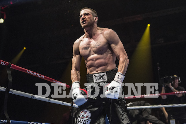 Jake Gyllenhaal's Startling 'Southpaw' Makeover: Exclusive
