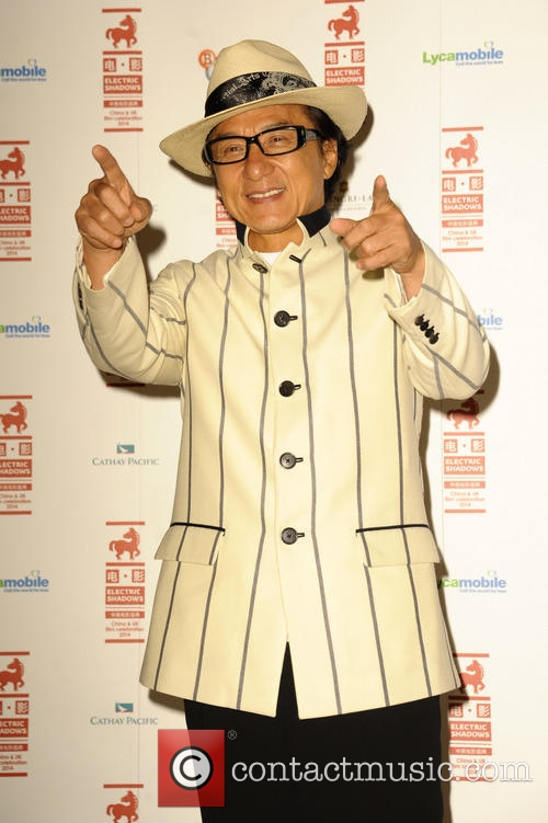 Jackie Chan Film Set Invaded By Drunk Fans – Report