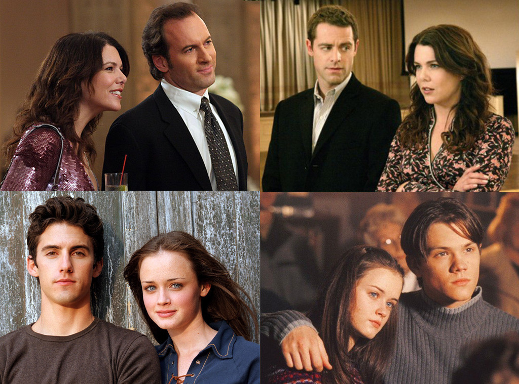 Who's Gilmore Girls' No. 1 Couple? We Ranked Every