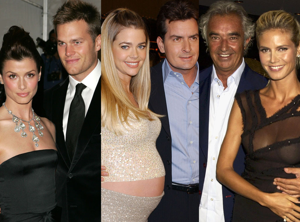 Celebrity Couples Who Famously Broke Up With a Baby on the Way