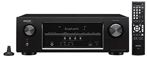 Denon AVRS510BT-R Refurbished 5.2 Channel Full 4K Ultra HD