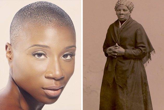 Aisha Hinds To Star As Harriet Tubman In 'Underground'