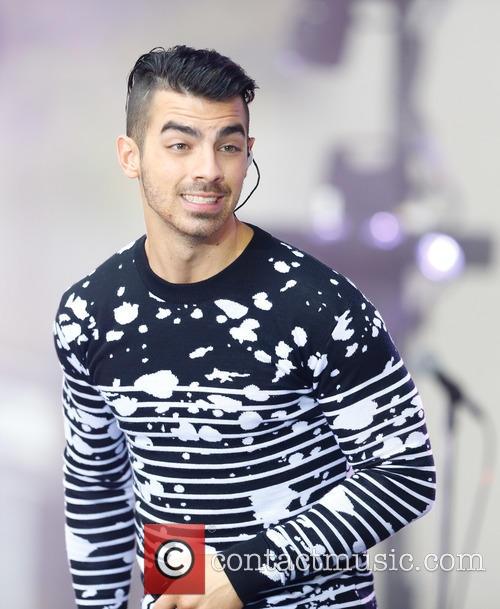 Joe Jonas Linked To Brazilian Model