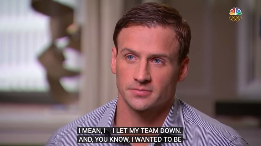 Olympics Ratings Fall To Rio Low As Ryan Lochte Says Sorry