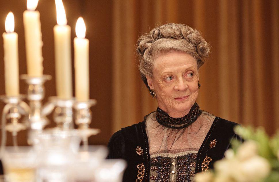 Maggie Smith - Downton Abbey.jpeg