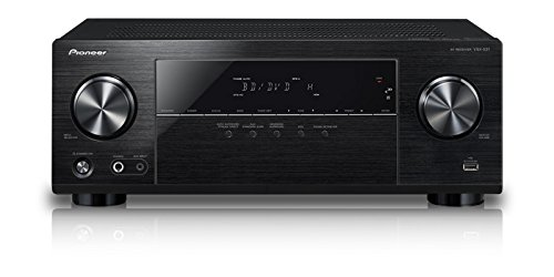 Pioneer VSX-531 5.1-Channel AV Receiver with Built-in
