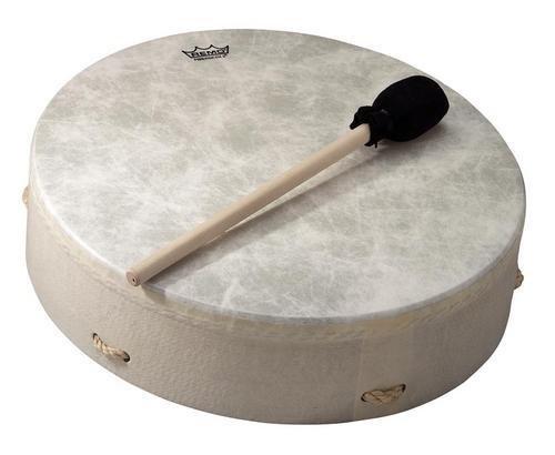 Remo Buffalo Drum – Standard, 14″