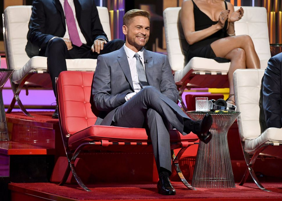 The Comedy Central Roast Of Rob Lowe: Everybody Hates Ann