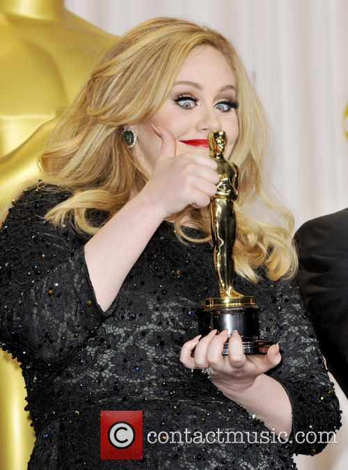 Adele Album A No-Go for 2014, Music Industry Does a Little Cry