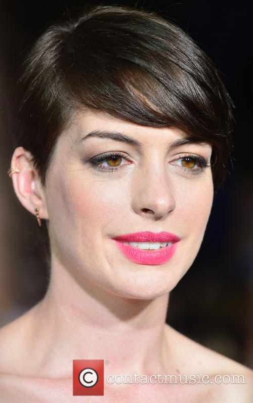 Anne Hathaway Talks About Being Hated At The Height Of Her