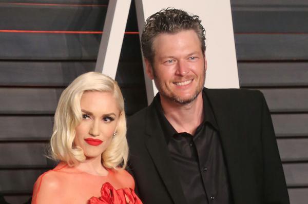 Blake Shelton and Gwen Stefani hire wedding planner