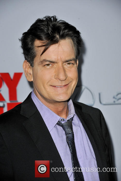 Charlie Sheen Involved In Bizarre Incident At Dentist's