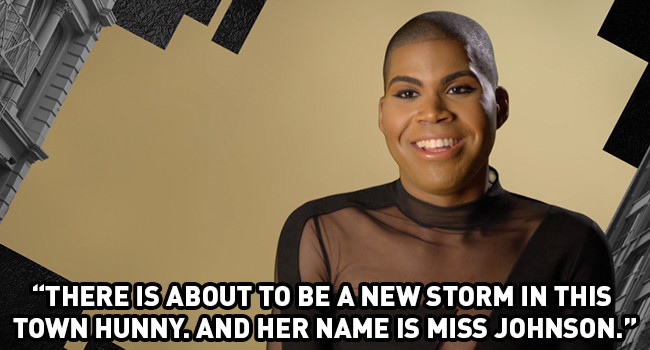 EJ Johnson Is Always Doing the Absolute Most! See His Fiercest
