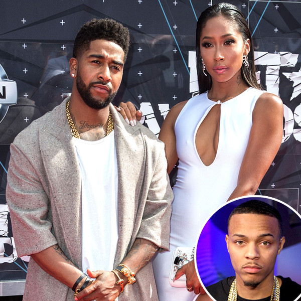 Here's What Omarion's Ex Apryl Jones Thinks About