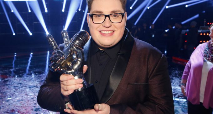 """Jordan Smith Is Married! The Voice Winner Says """"I"""
