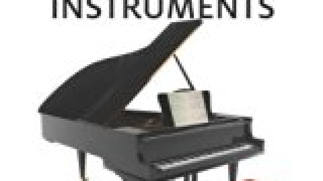 Musical Instruments: Discover Series Picture Book for Children