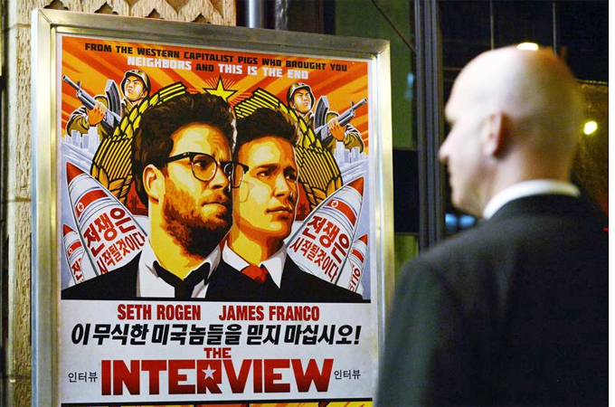 North Korea Blasts U.S. Sanctions Over 'The Interview'
