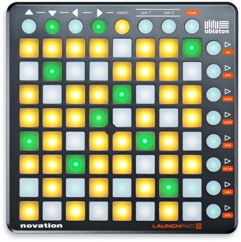 Novation Launchpad S 64-Button Music Controller