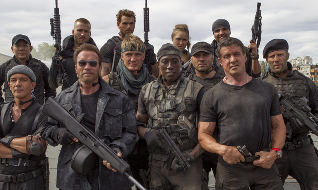 So, Who Leaked 'The Expendables 3'? Lexi Alexander