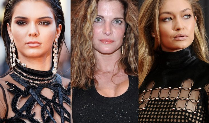 Stephanie Seymour Gives Credit to Gigi Hadid and Kendall Jenner