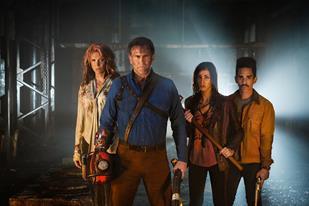 'Ash Vs. Evil Dead' S2 Teaser: Bruce Campbell Skewers