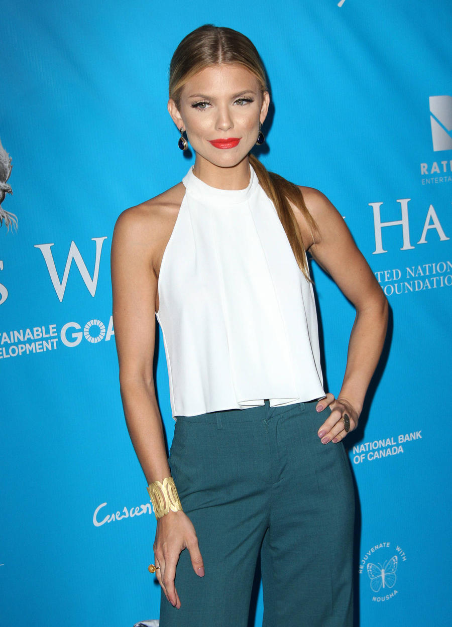 Actress Annalynne Mccord: 'I Sold My Body For