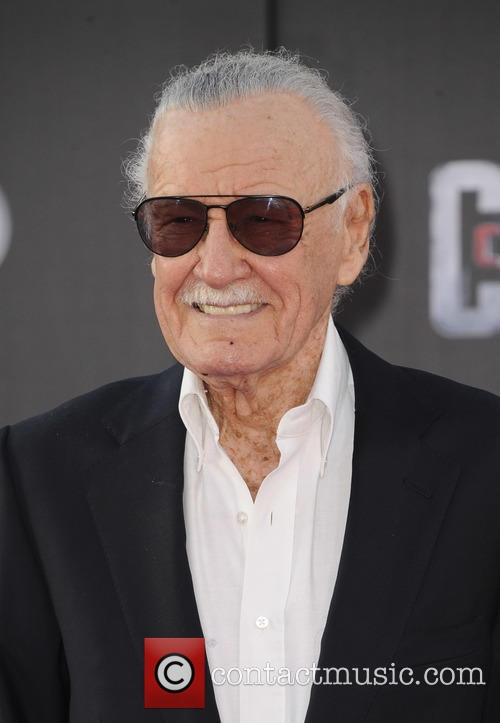 """Fox Buys Rights For """"Action-Adventure"""" Stan Lee"""
