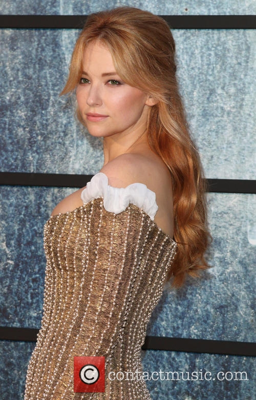 Haley Bennett Had To 'Scrub' Off Her The Girl On