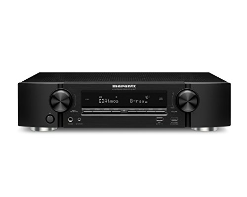 Marantz NR1607 Ultra HD 7.2 Channel Network A/V Surround
