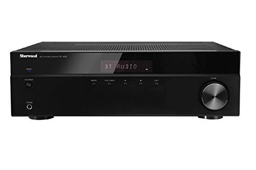 Sherwood RX4508 200W AM/FM Stereo Receiver with Bluetooth,
