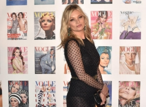 Kate Moss Reveals Details Of New Modelling Agency