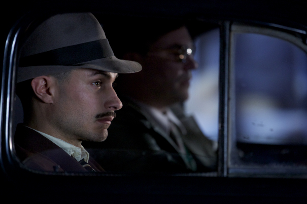 'Neruda' Trailer: Life On The Run For Chilean Poet &