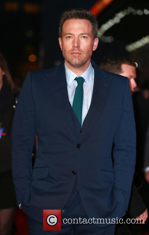 Ben Affleck Confirms His Movie's Working Title As