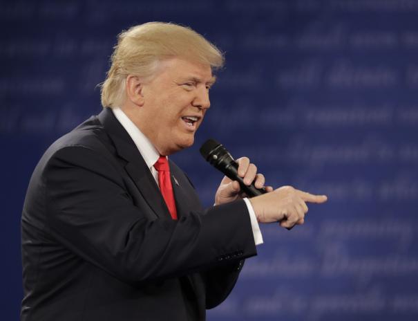 Donald Trump: I Am No Bill Clinton