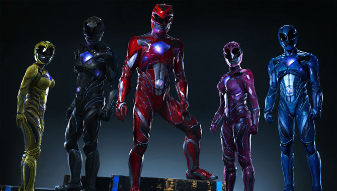 'Power Rangers' Theme Song Almost Didn't