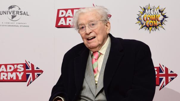 Jimmy Perry Dies: British TV Writer-Creator Was 93