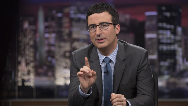 John Oliver: Anthony Weiner's Penis Just Put Hillary