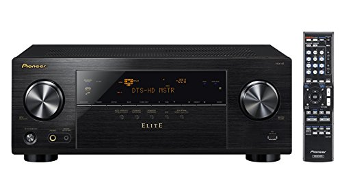Pioneer Elite VSX-45 5.2-Channel AV Receiver with Built-In