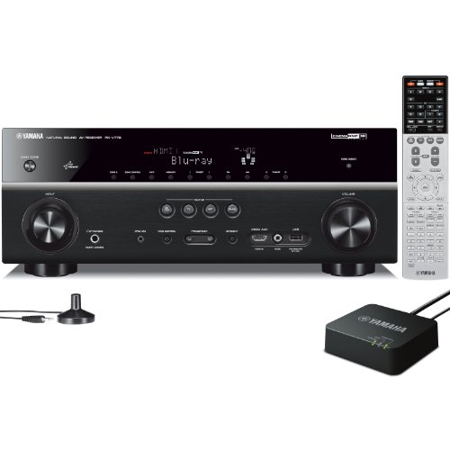 Yamaha RX-V773WA 7.2- Channel Network AV Receiver