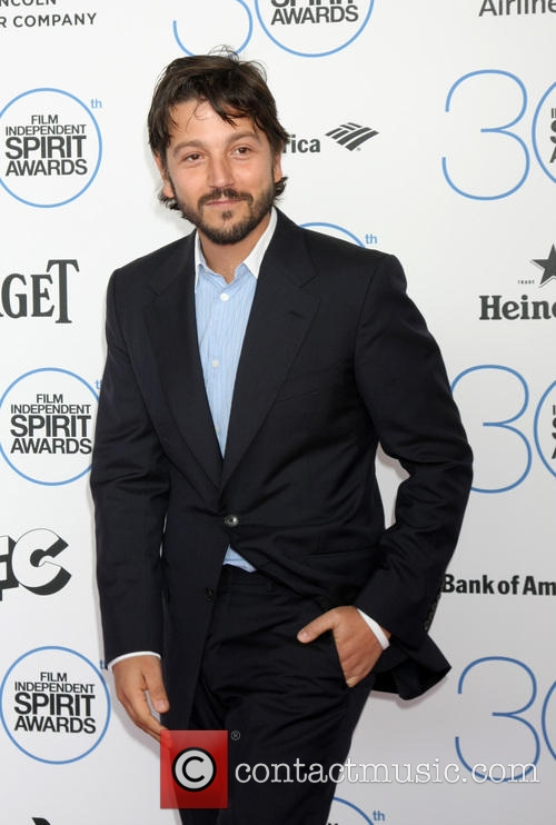 Diego Luna: 'Rogue One Role Was Like Finding Love'