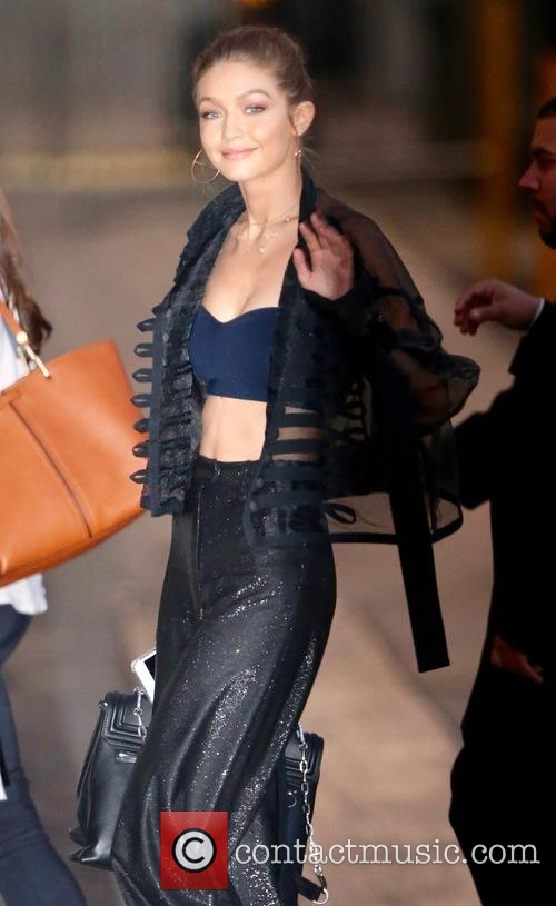 Gigi Hadid Leaves Internet Cringing Over Melania Trump
