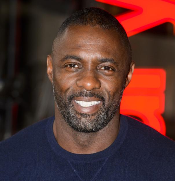 Idris Elba Supports New Talent In BBC Three Drama 'Five by