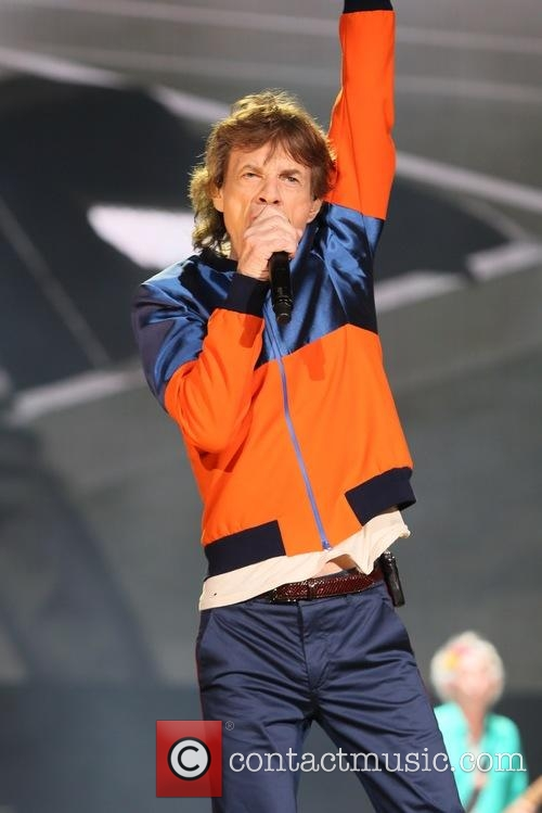 Mick Jagger Found Missing Stage Clothes In Daughters'