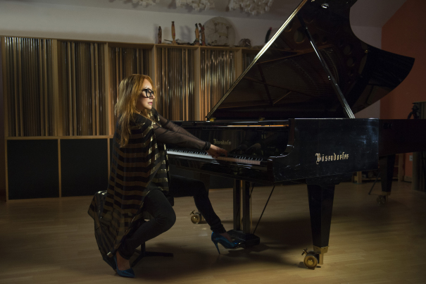 Singer-Songwriter Tori Amos On New Track For Netflix Doc