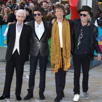 The Rolling Stones working on originals album