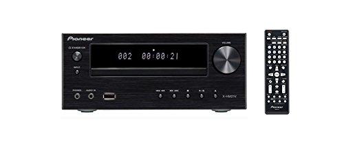 Pioneer X-HM21V-K Micro Component DVD/CD Receiver w/ Remote