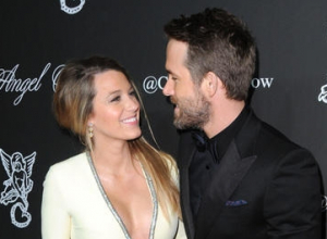 Ryan Reynolds And Blake Lively's Second