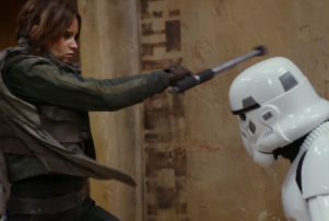 With 'Rogue One' & 'Sing', It's A Two-Picture