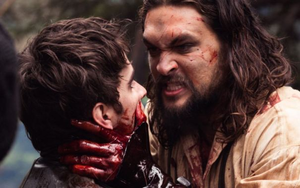 'Frontier' Trailer: Jason Momoa Beats Up The Fur Trade