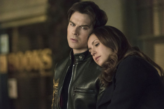 'The Vampire Diaries': Cast & Creatives Share Series